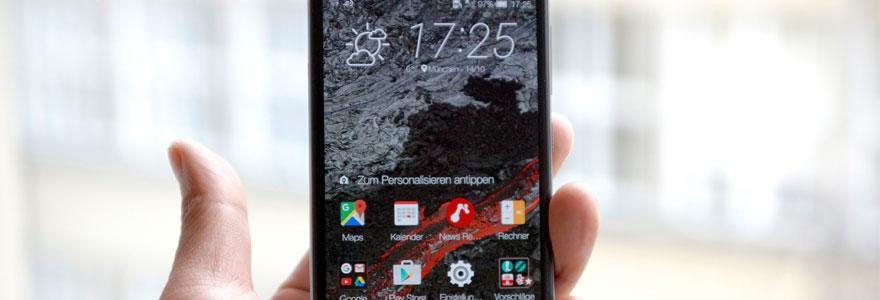 écran HTC One A9