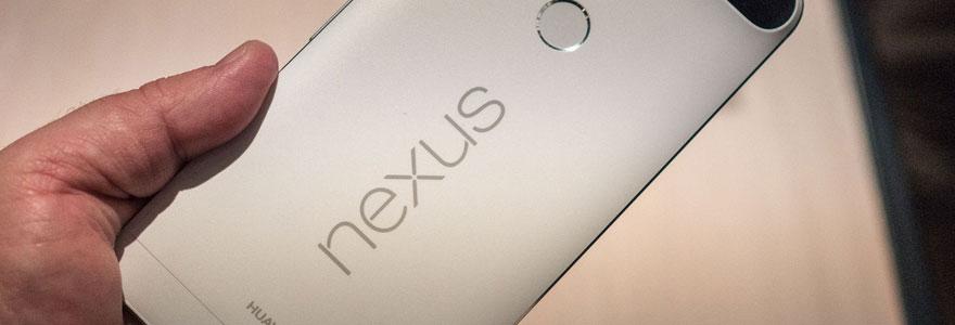 batterie Nexus 6P