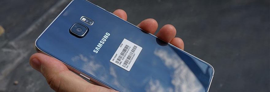 numéro de série d'un Galaxy S6