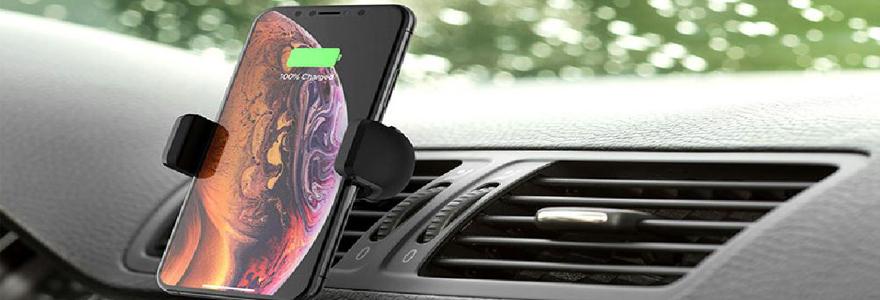 Chargeurs de voiture pour smartphone :